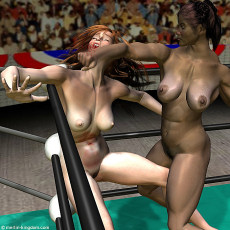 Bare fist fights
