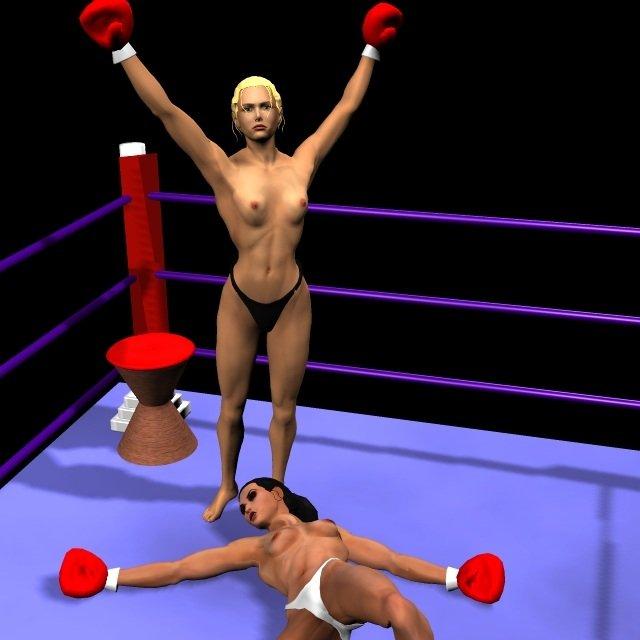 Free topless boxing porn pics